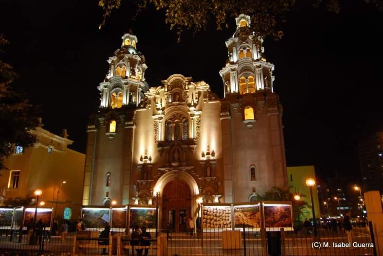 Iglesia Matriz - Miraflores