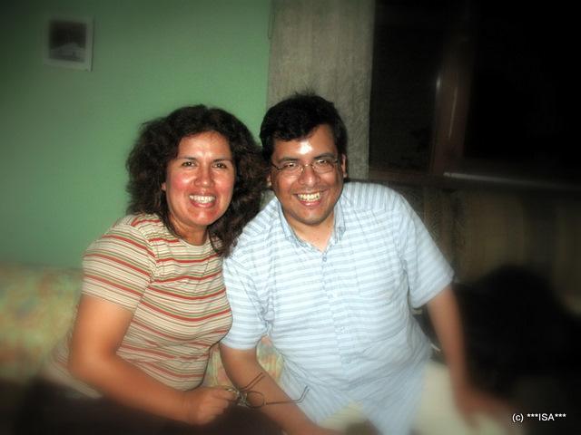 Ernesto e Isa