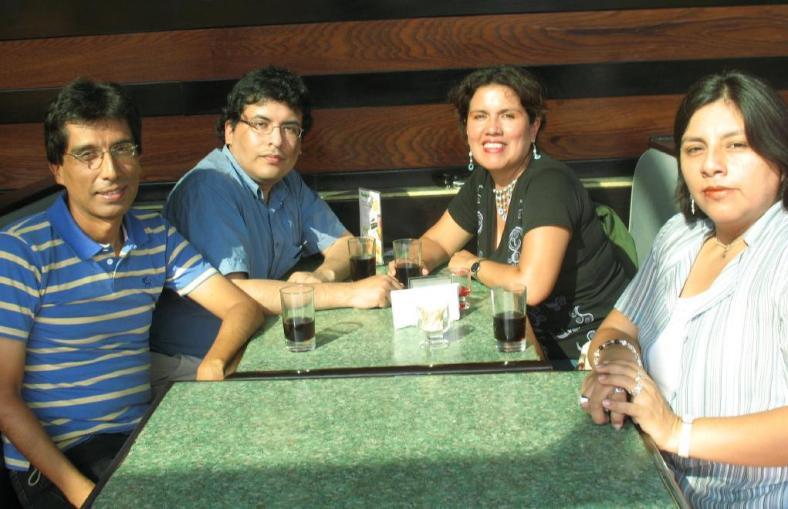 Arellano, Ernesto, una servidora y La Fiel