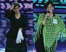 Lourdes y Susana