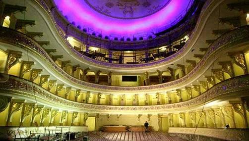 remozado Teatro Municipal (Foto: Generacción)