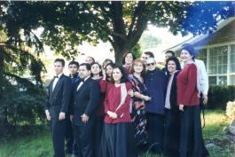 La última gira oficial de nuestro Coro Jubilate, a Toronto (Canadá), el año 2000.