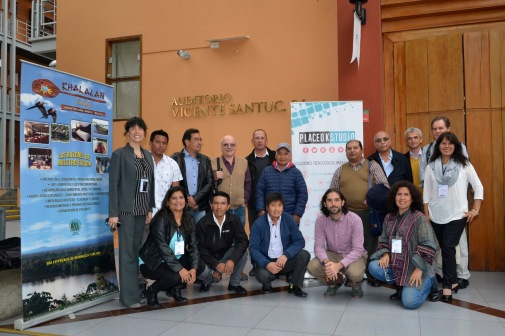 Expositores y participantes del proyecto #EcoturRenova