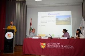 Luis Arribas, del CIEMAT.